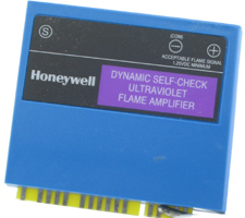 Honeywell R7861A1026 Dynamic Self-Check Amplifier