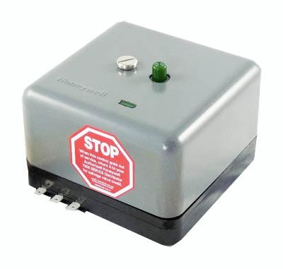Honeywell RA890F1304 220 Vac Protectorelay