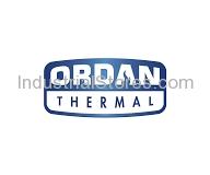 """Insulator 14463-1 Ceramic Fin Tube 12.5mm Long 18.6mm OD 3.6mm ID Fits 0.75"""" Schedule 80 Pipe"""