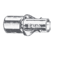 Rajah Terminal E9-SS-BS 6-32 Snap On Thread (Pack of 10)