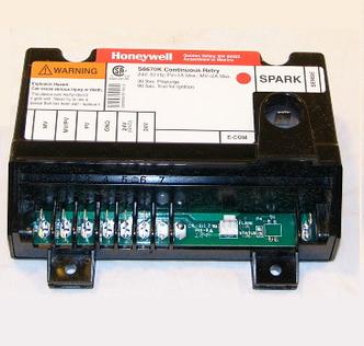 Lennox 30W34 101517-01 Ignition Module (S8670K3000)