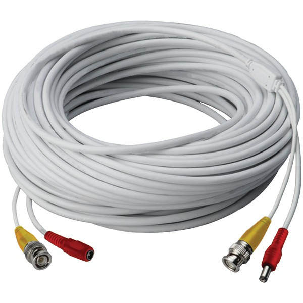 Lorex Cb250Urb Video Rg59 Coaxial Bnc/Power Cable (250Ft)