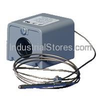 "White-Rodgers 3098-156 Mercury Flame Sensor Plug-in Type 48"" Element"