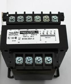 A.O. Smith 9006861005 Transformer 208/240/277/480 V Primary 120 V Secondary 100VA