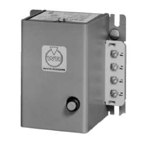 White-Rodgers 668-401 Kwik-Sensor Cad Cell Relay Oil Burner Control 2-Wire 45-Second Timer