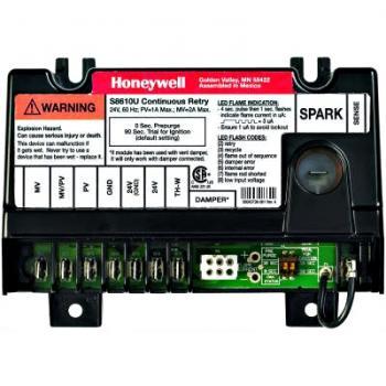 Honeywell S8610U3009 Universal Intermittent Pilot Control