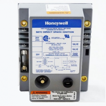 Reznor 93443 Spark Control Module S87C1030 24V M/H