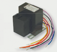 Mars 44514 Closed Construction Transformer with Circuit Breaker 75VA 120/277/380/575V