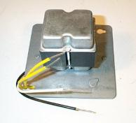 Barber Colman (Schneider Electric) AE-207-120 Transformer 120 V Primary 24 V Secondary 30Va