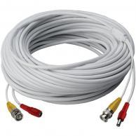 Lorex Cb60Urb Video Rg59 Coaxial Bnc/Power Cable (60Ft)