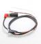 Fireye 48PT2-9007 Infrared scanner 4ft lead 90-Degree Head